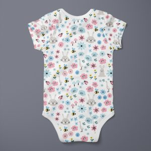 Flora And Fauna Bodysuit-imababywear