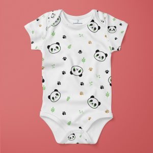 Little Panda Bodysuit-imababywear