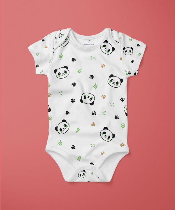 Little Panda Bodysuit-imababywear