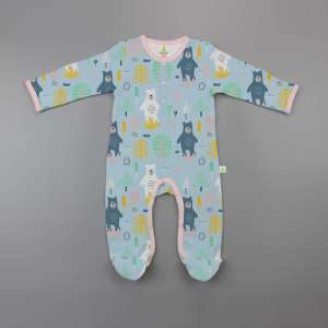 Arctic Bear Button Growsuit-imababywear