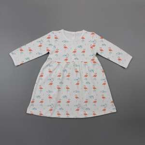 Caribbean Flamingo Pricilla Gown-imababywear