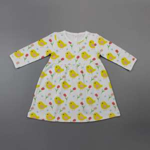 Little Birdies Pricilla Gown-imababywear