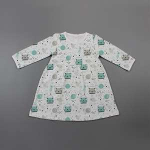 Astronaut Cat Pricilla Gown-imababywear