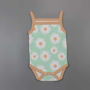 Daisy Valley Strapy Bodysuit-imababywear