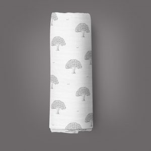 Magic Tree Muslin Wrap-imababywear