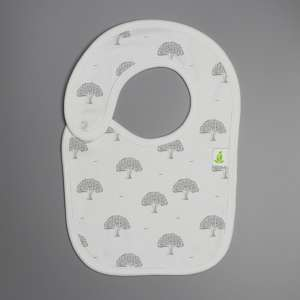 Magic Tree Reversible Bib-imababywear