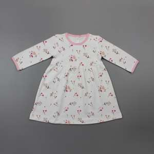 Red Bloom Priscilla Gown-imababywear