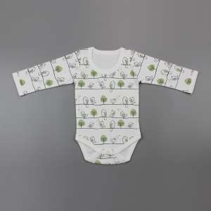 Tiny Tweets Full Sleeve Bodysuit-imababywear